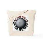 Irish Road Bowling Tote Bag