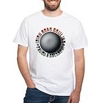 Irish Road Bowling White T-Shirt