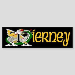 Tierney Celtic Dragon Bumper Sticker