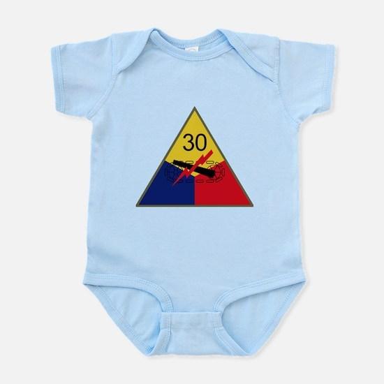 Volunteers Infant Bodysuit