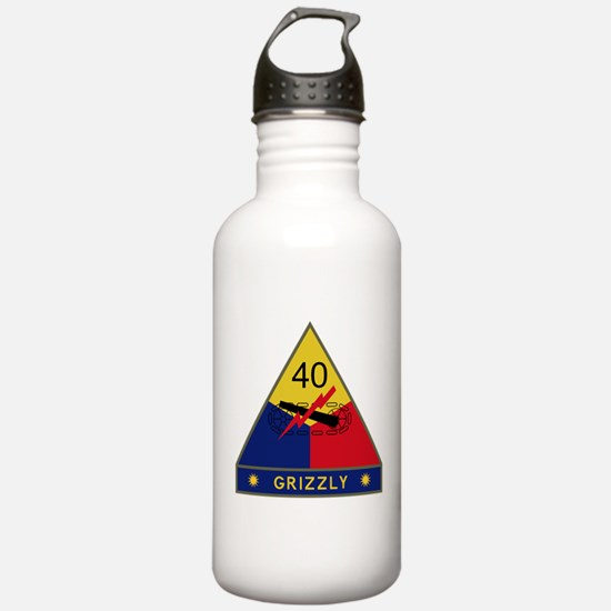 Grizzly Water Bottle