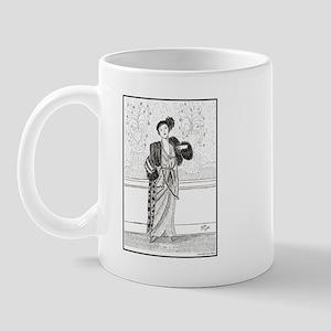 Lina c. 1914 Mug