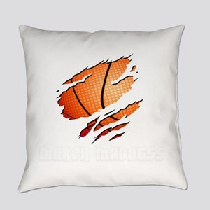 march madness Everyday Pillow