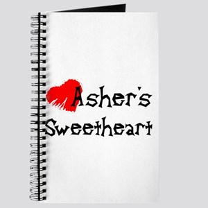 Asher's Sweetheart Journal