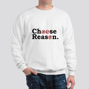 choose reason Sweatshirt