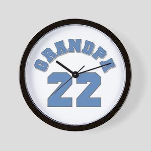 Grandpa 18 Wall Clock