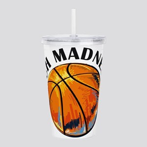march madness Acrylic Double-wall Tumbler