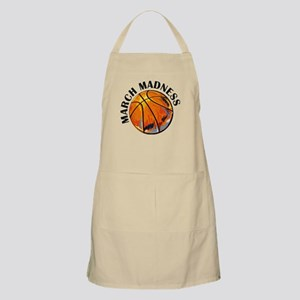 march madness Light Apron