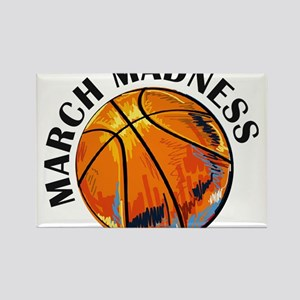 march madness Magnets