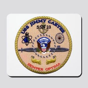 USS Jimmy Carter SSN 23 Mousepad