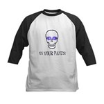 In Your Pants Kids Baseball Jersey