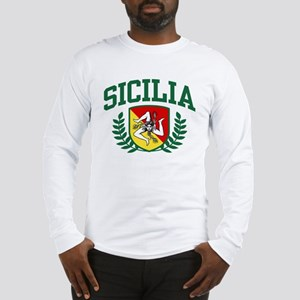 Sicilia Long Sleeve T-Shirt