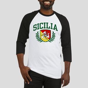Sicilia Baseball Jersey