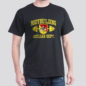 Sicilian Bodybuilding Dark T-Shirt