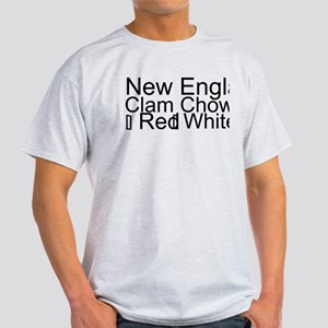 Clam Chowder Light T-Shirt