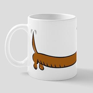 Doxie - Dachshund Cartoon Mug