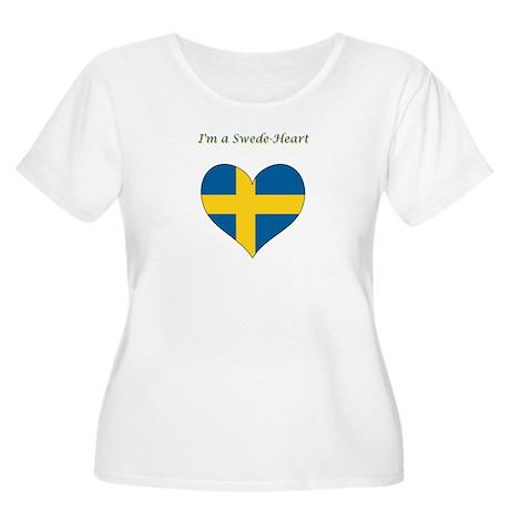 I'm a SwedeHeart Women's Plus Size T-Shirt