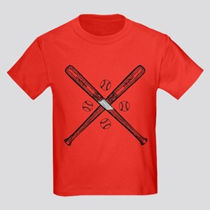Baseball Kids Dark T-Shirt