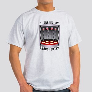 I Travel by Transporter Light T-Shirt