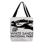White Sands National Park Polyester Tote Bag
