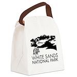 White Sands National Park Canvas Lunch Bag