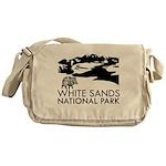 White Sands National Park Messenger Bag