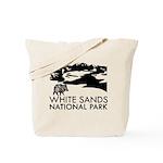White Sands National Park Tote Bag