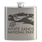 White Sands National Park Flask