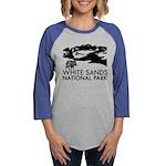 White Sands National Park Long Sleeve T-Shirt