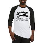 White Sands National Park Baseball Jersey
