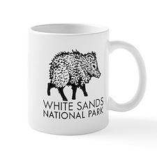 White Sands National Park Javelina Mugs