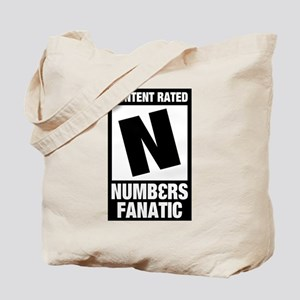 Numb3rs Fan Tote Bag