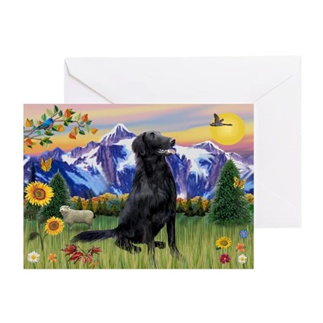 FCR in Mountain Country Greeting Cards (Pk of 10)