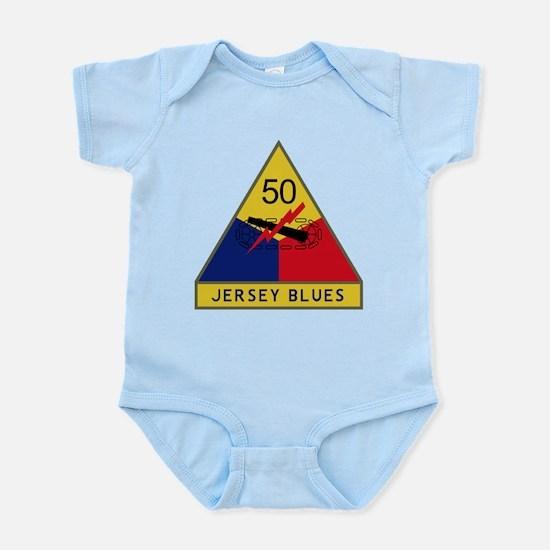 Jersey Blues Infant Bodysuit