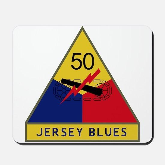 Jersey Blues Mousepad