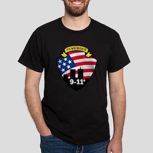 remember 9-11 Dark T-Shirt
