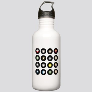 Records Stainless Water Bottle 1.0L
