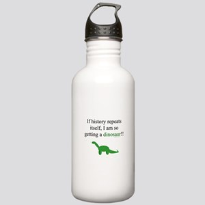 If History Repeats Stainless Water Bottle 1.0L