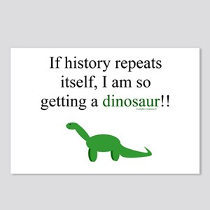 If History Repeats Postcards (Package of 8)
