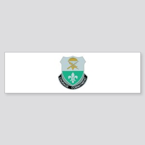 DUI - 82nd Abn Div - Special Troops Bn Sticker (Bu