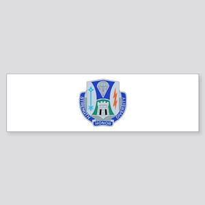 DUI - 1st Bde - Special Troops Bn Sticker (Bumper)
