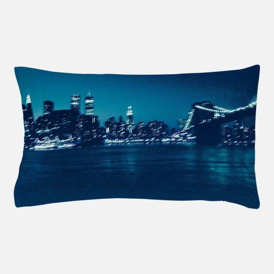 Cute World trade center Pillow Case