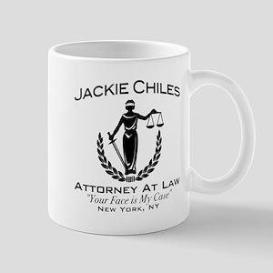Jackie Chiles Attorney Seinfield Mug