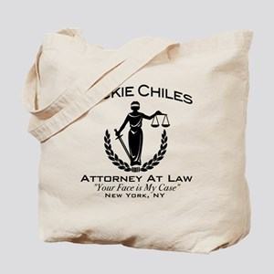 Jackie Chiles Attorney Seinfield Tote Bag