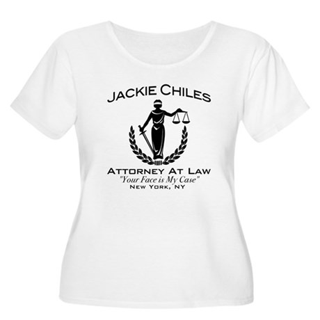 Jackie Chiles Attorney Seinfield Women's Plus Size