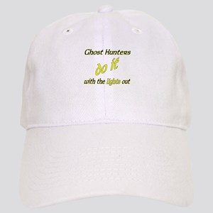 Ghost Hunters Do It Lights Out Cap