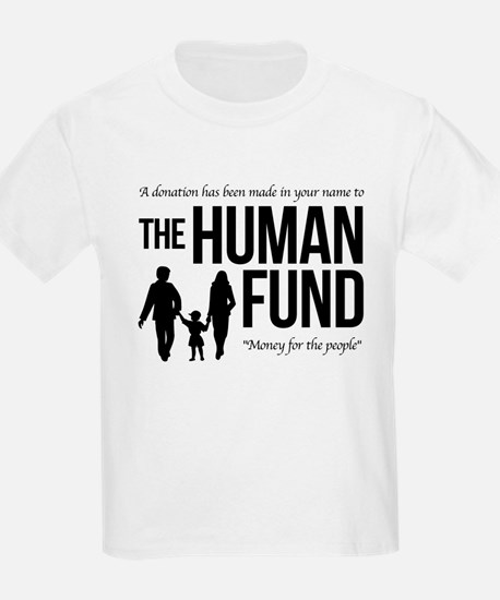 The Human Fund Seinfield T-Shirt