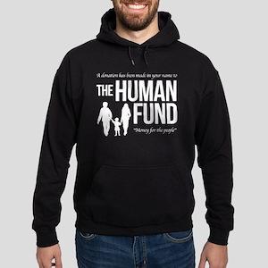 The Human Fund Seinfield Hoodie (dark)