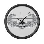 Air Assault Large Wall Clock