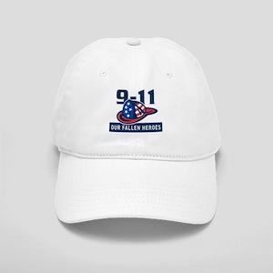 9-11 fireman firefighter Cap
